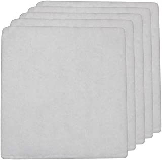 LifeSupplyUSA 5 Pack Aftermarket Replacement Pre-Filter Pads Compatible with IQ Air Iqair PF40