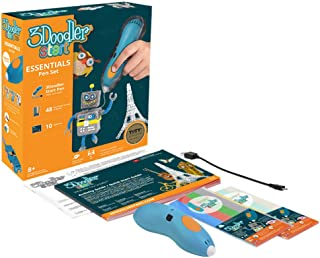 MYNT3D DOODLEBOX 3D Pen Printing Storage Case to Carry 3D Pens 3Doodler Create+ Charger and Accessories AIO Robotics Soyan Kids and More Pen Filament Refill Fits Lary Intel