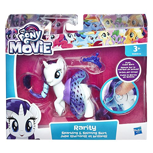 My little Pony E0688ES0 Wirbelrock Rarity Figur