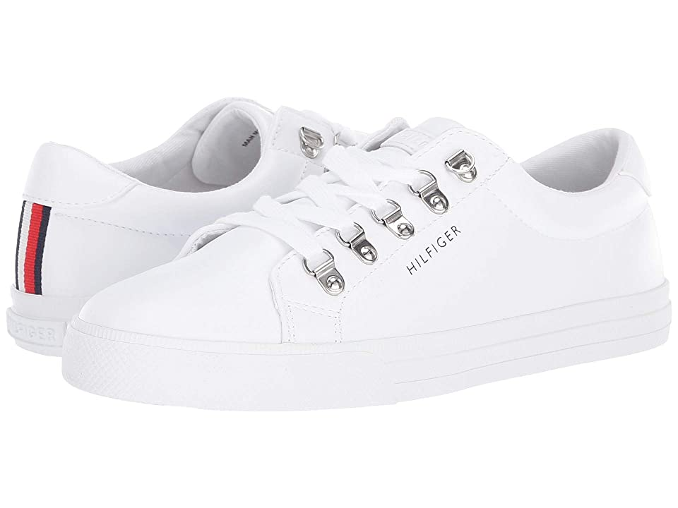 Tommy Hilfiger Linzer (White) Women