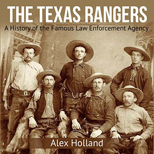 The Texas Rangers cover art