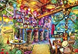 Buffalo Games - Aimee Stewart - Tiki Beach Sunset - 2000 Piece Jigsaw Puzzle