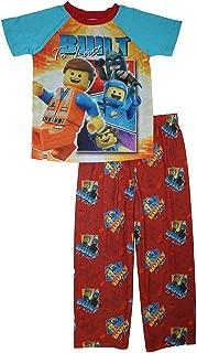 The Lego Movie 2 Little/Big Boys' Two-Piece Pajama Sleepwear Set