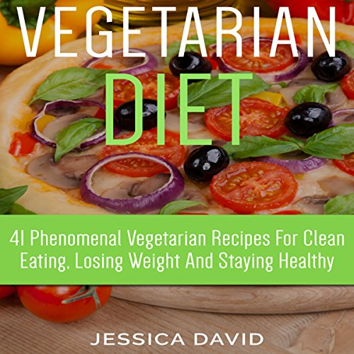 Vegetarian Diet audiobook cover art