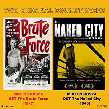OST Brute Force & OST the Naked City