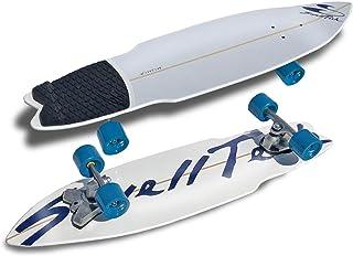 Swelltech SURF SKATE Premiere Longboard 40 Blue...