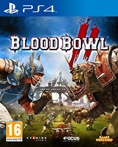 Blood Bowl 2 (PS4) (New)
