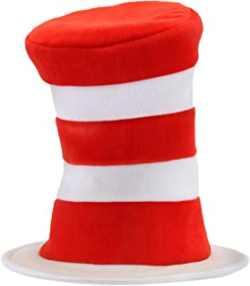 Elope - Dr. Seuss The Cat in the Hat - Deluxe Hat (Adult)