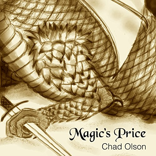 Magic's Price audiobook cover art