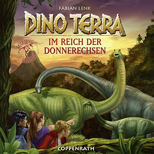 Im Reich der Donnerechsen (Dino Terra 2) Titelbild