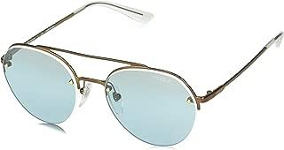 VOGUE Women's 0vo4113s Round Sunglasses copper 54.0 mm