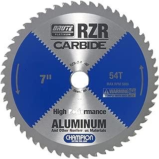 Best aluminum cutting circular saw blade Reviews