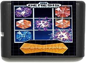 TopFor Columns Free Region 16 Bit Md Game Card For Sega Mega Drive For Genesis