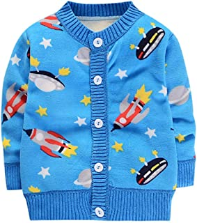0d7090a02 Londony ♪❤ Clearance Sales,Toddler Little Girls Baby Sweatshirt, Buttons  Front Hoodie Sweater