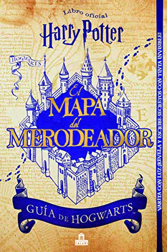 Harry Potter - Mapa del merodeador