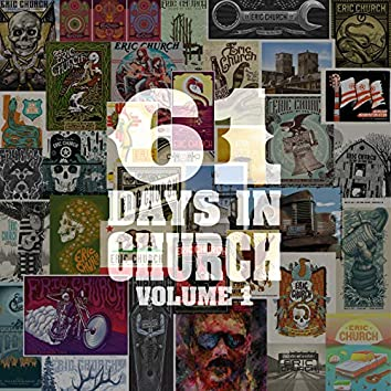61 Days In Church Volume 1