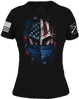Grunt Style American Spartan Prepared - Women's T-Shirt