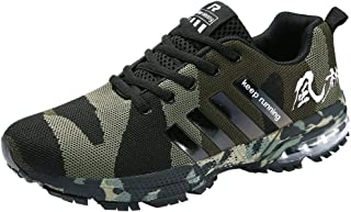 Sneaker Woven Camouflage Mesh Breathable Running Shoes Sports Shoes Casual Shoes