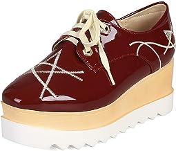 Jiang small leather JXP Women's Waterproof Platform Heels