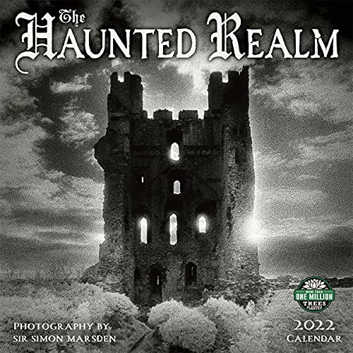 The Haunted Realm 2022 Wall Calendar