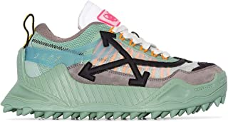 OFF-WHITE Luxury Fashion Womens OWIA180E19800126B310 Green Sneakers | Fall Winter 19
