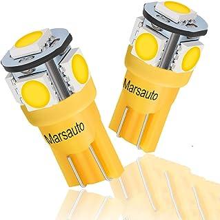 Marsauto T10 194 168 Led Bulbs