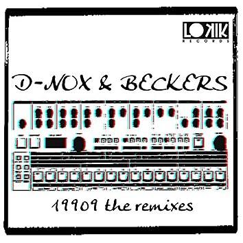 19909 Remixes EP