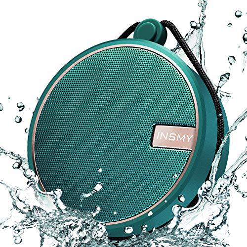 INSMY Portable IPX7 Waterproof B...