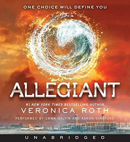 Allegiant CD (Divergent Series, 3)