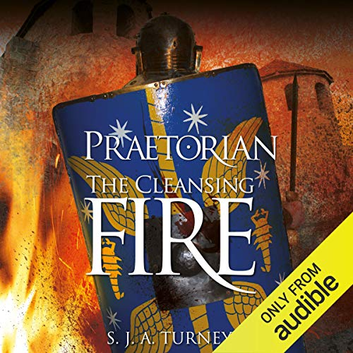 The Cleansing Fire audiobook cover art