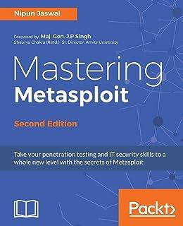 Mastering Metasploit -