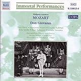 Mozart : Don Giovanni (Pinza / Kipnis / Sayao)