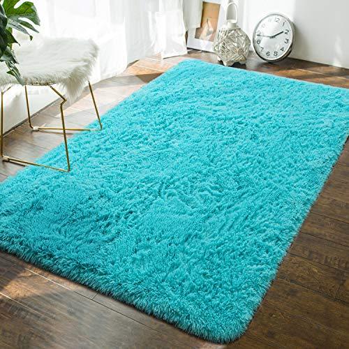 alfombra turquesa fabricante Andecor