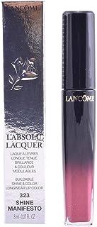 Lancome LAbsolu Lacquer Lipstick - 323 Shine Manifesto For Women 0.27 oz Lipstick