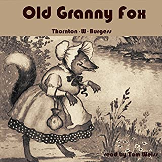 Old Granny Fox audiobook cover art