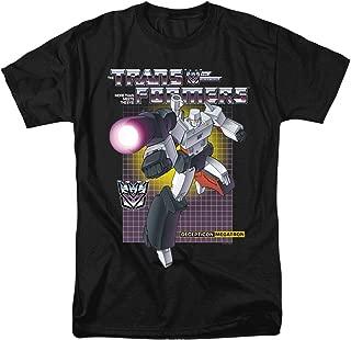 Transformers Megatron Unisex Adult T Shirt for Men and Women