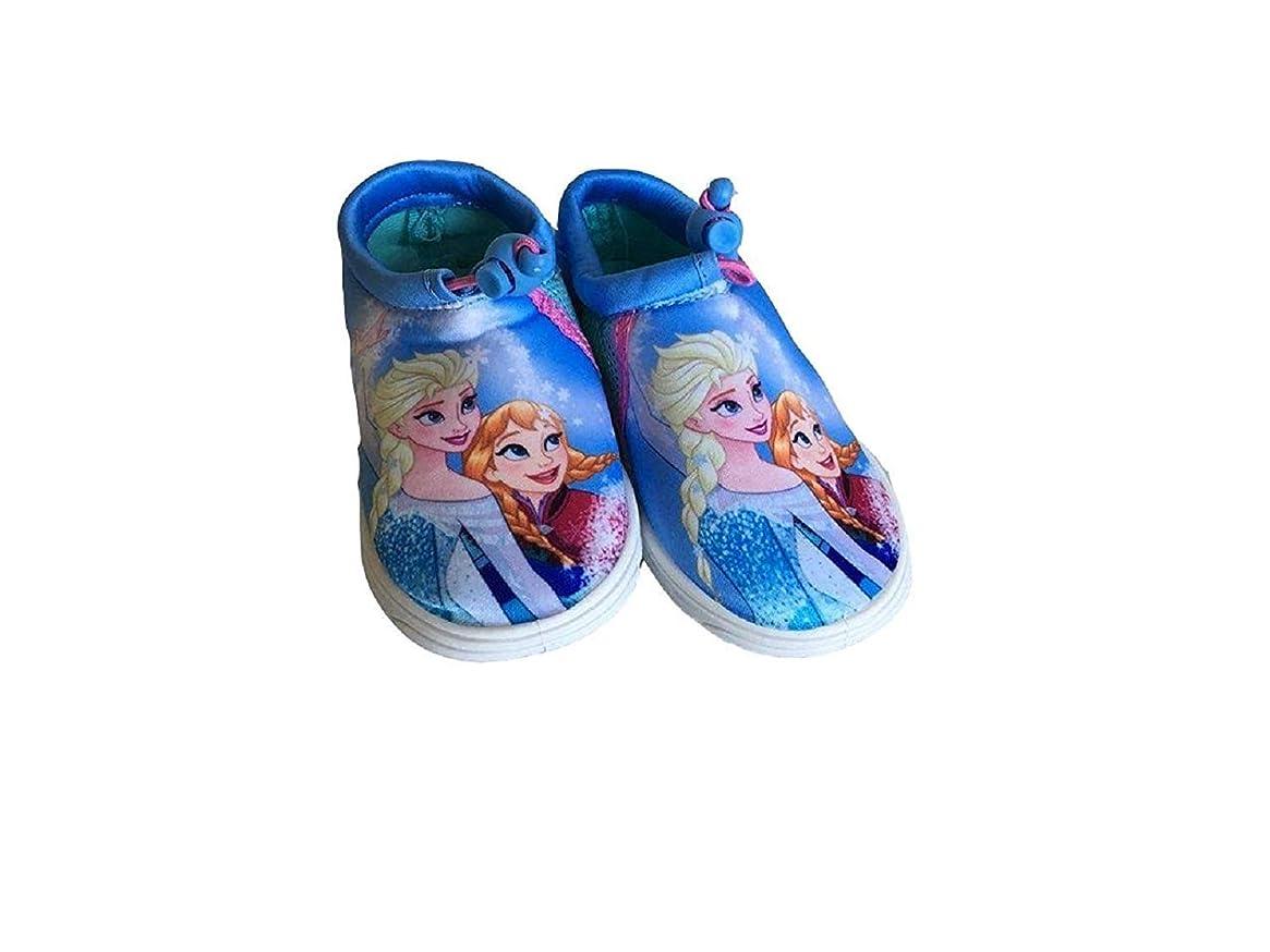 Disney's Frozen Elsa & Anna Little Girls Water Shoes