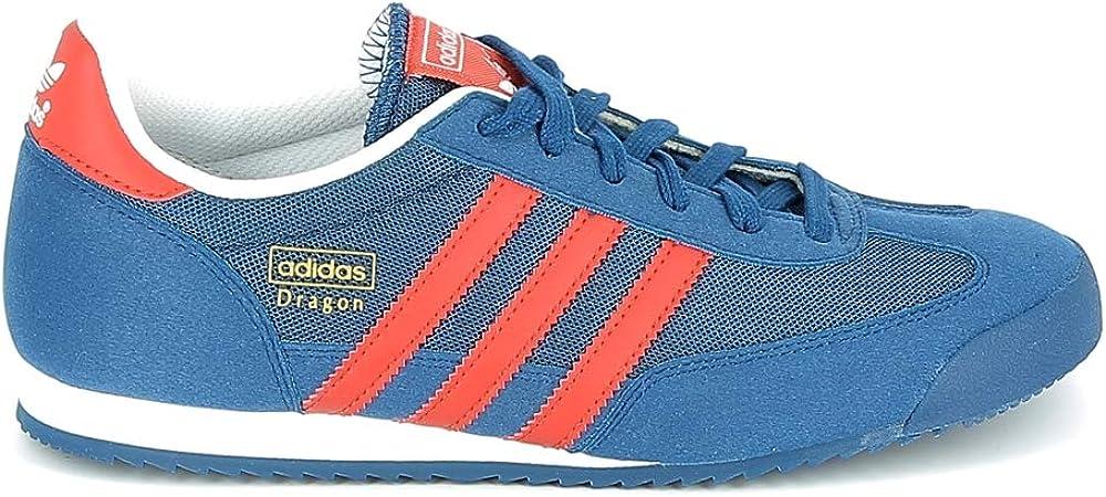 Adidas Dragon JR ,Bleu Clair ,38.5 EU: Amazon.fr: Chaussures et Sacs