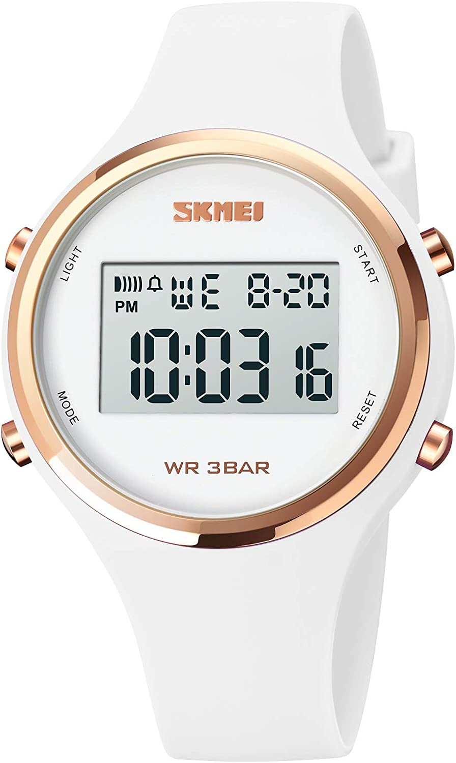 Skmei Woman's Digital Max 75% OFF Watches Sports Simple for La Outlet SALE Wrist