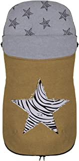 Fuli /& C Colchoneta Universal Silla de Paseo Bulatan Ambar