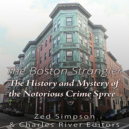 The Boston Strangler audiobook cover art