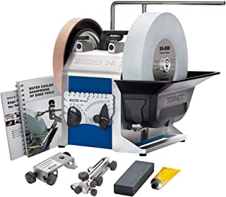 Tormek T-8 Water Cooled Precision Sharpening System, 10 Inch Stone.
