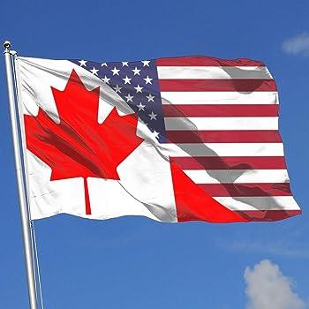 NEW CANADA COUNTRY FLAG 3/' X 5/' FEET FLAG BANNER .