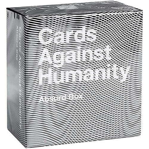 Cards Against Humanity: The Absurd Box 300 Cards Expansion