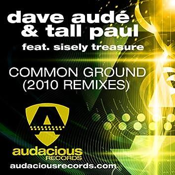 Common Ground 2010 - EP