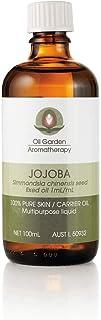 Oil Garden Aromatherapy Jojoba Oil 100 ml, 100 milliliters