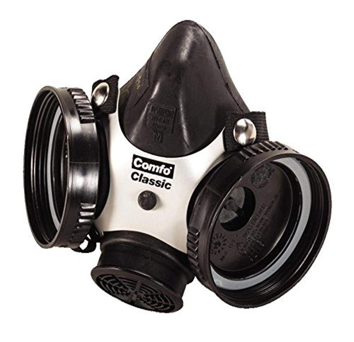 MSA 808061 Comfo Classic Respirator Half-Mask New product!! Large cheap Facepiece