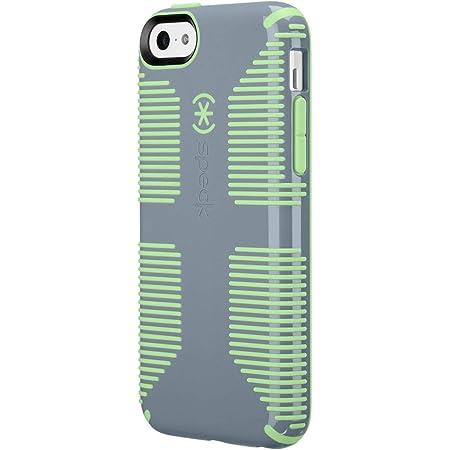 Speck Candyshell Grip Case iPhone 5c Nickel Grey Sweet Mint Green 71217-B753