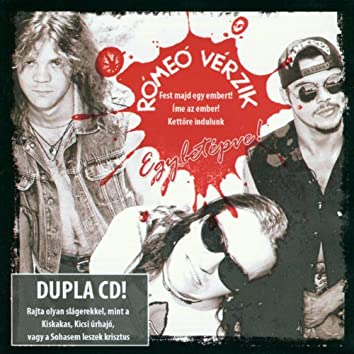 Egybetépve CD II.