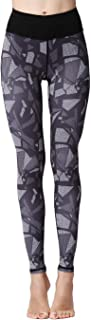 Whitewed Print Sports Athletic Sportswear Excercise Training Legging Pants Women